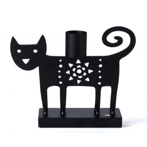 Candle holder Cat