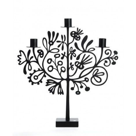 Candle holder Lace candelabra
