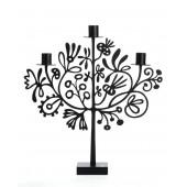 Candle holder Lace candelabra