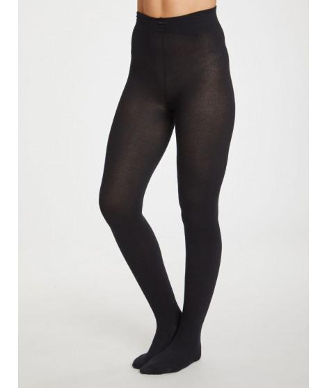 Bambusové punčocháče Elgin black