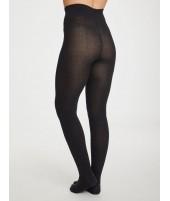 Bambusové punčocháče Elgin black2