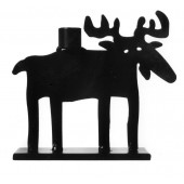 Candle holder Moose