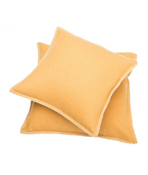 Cotton cushion SYLT gold