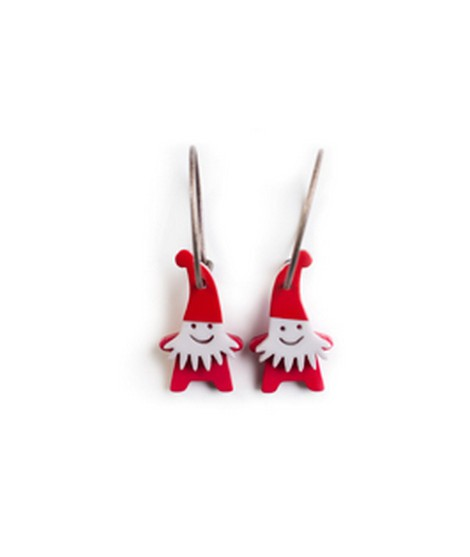 Earrings Santa 7A