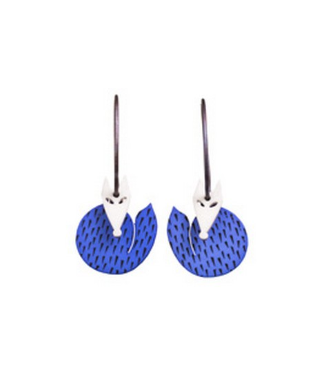 Earrings Fox 14A
