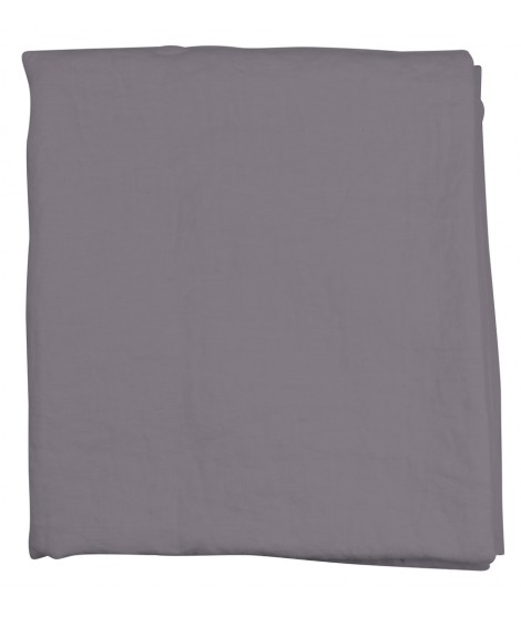 Linen napkins Linn lead grey 2-set