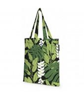 Bavlněná nákupní taška Bunaken green