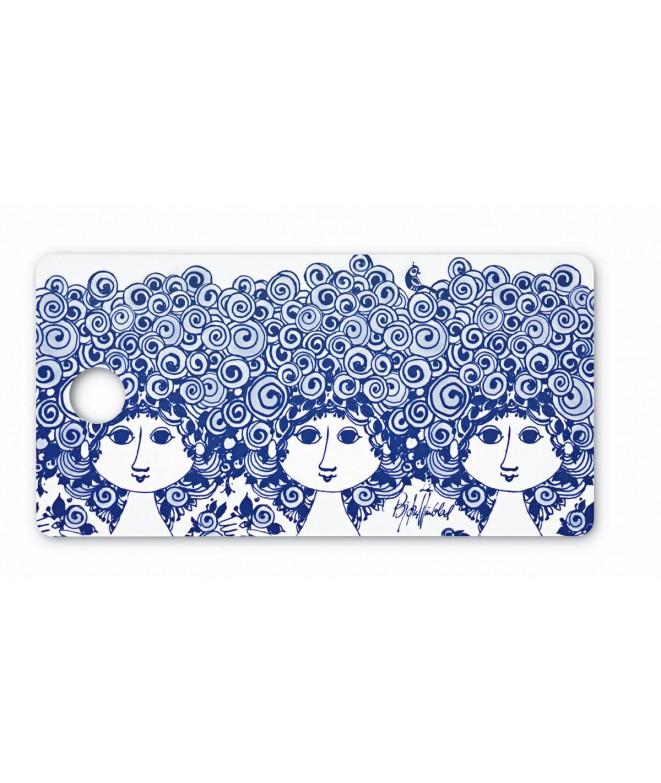 Prkénko na krájení Rosamunde blue 40x20