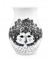 Porcelánová váza Felicia black H18
