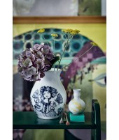 Porcelánová váza Amelia blue H21 2