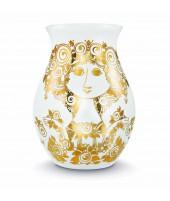 Porcelánová váza Rosalinde gold H26