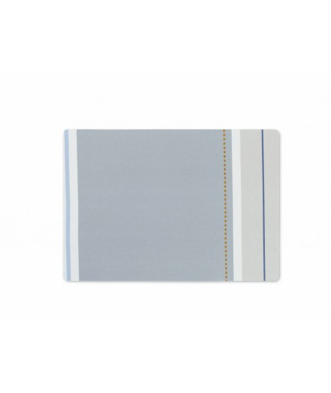 Table mat Calm blue 43x30