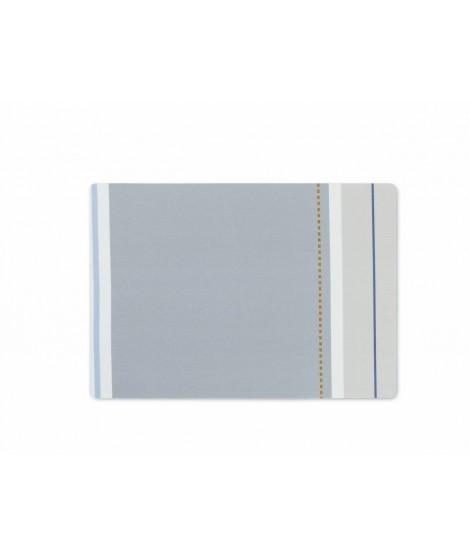 Table mat Calm blue 43x30