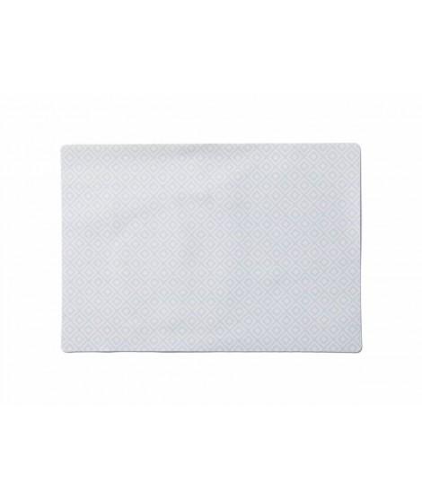 Table mat Aristo grey 43x30