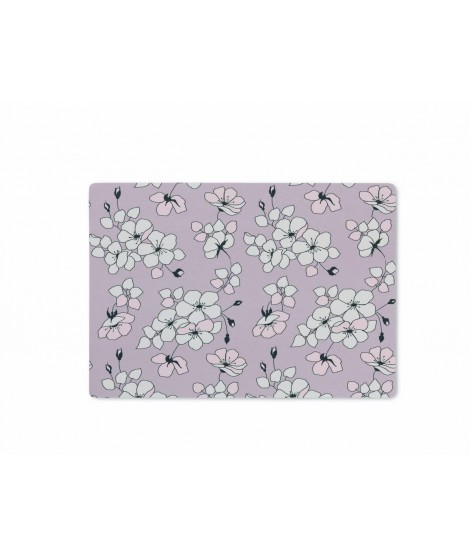 Table mat Pleasantly rose 43x30
