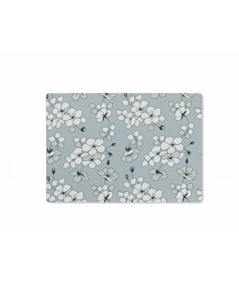 Table mat Pleasantly grey 43x30