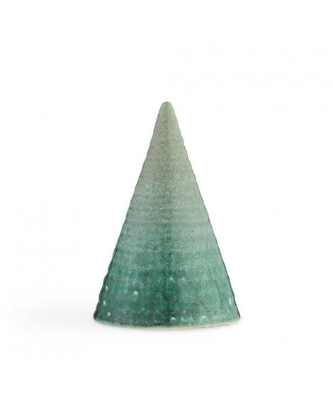 Glazed cone GG01 H15 aqua