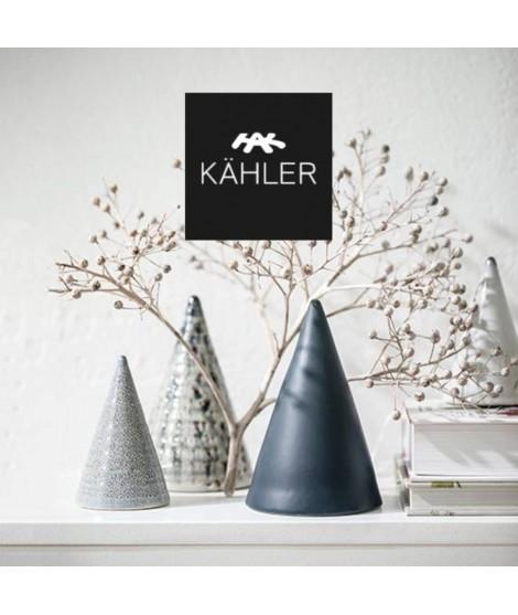 Kužely Kahler glazura
