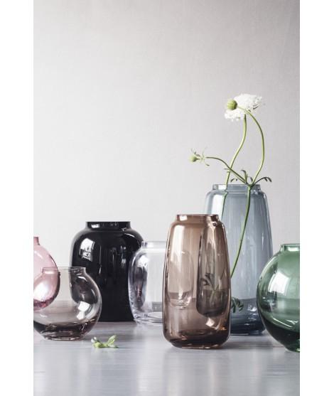 Skleněné foukané vázy Lingby Porcelaen
