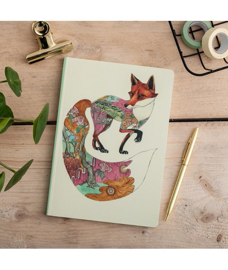 Notebook Fox  A5 100 pages