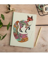 Zápisník Fox A5 100 listů