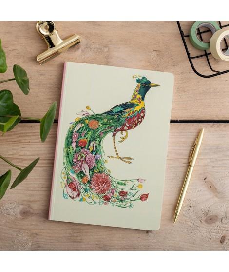 Zápisník Bird of Paradise A5 100 listů