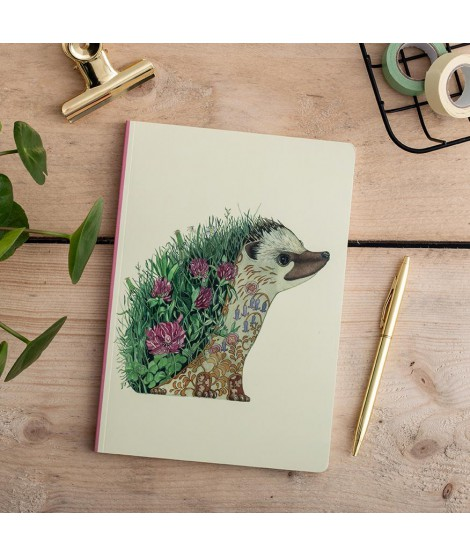 Notebook Hedgehog  A5 100 pages
