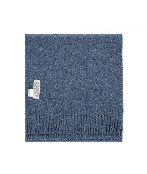 Scarf Toni denim blue