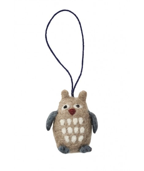 Christmas ornament Owl
