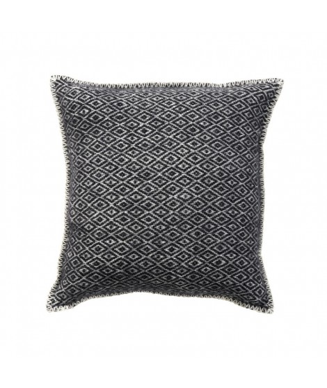 Cushion cover Stella black