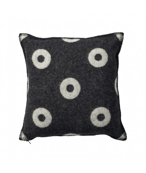 Cushion cover Rings black