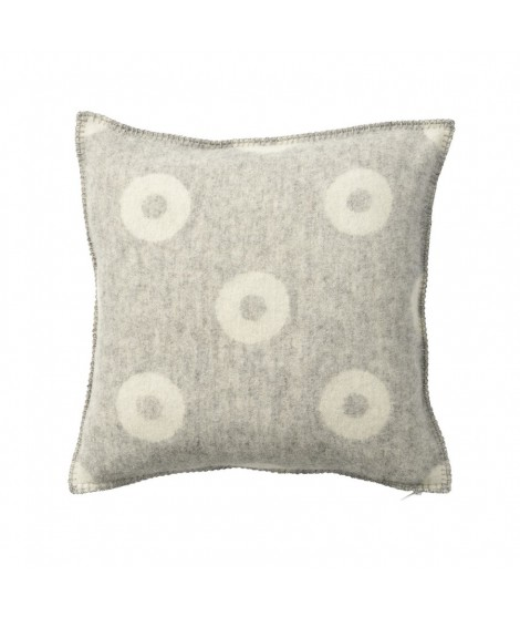 Cushion cover Rings grey