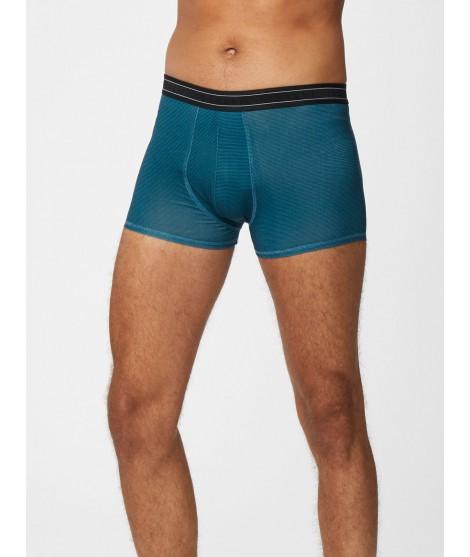 Bambusové boxerky Michael lagoon blue