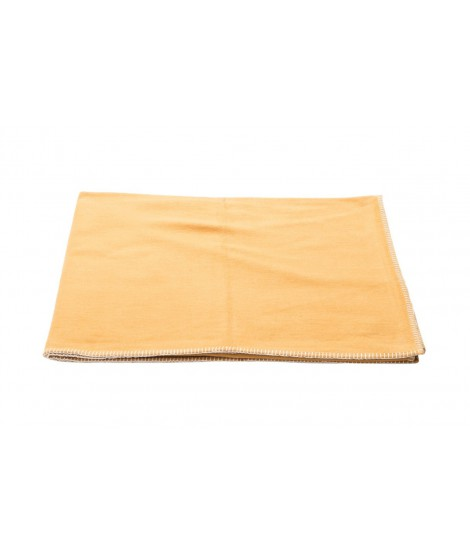 Cotton blanket SYLT gold