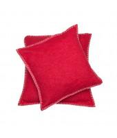 Dekorační polštář SYLT cherry red