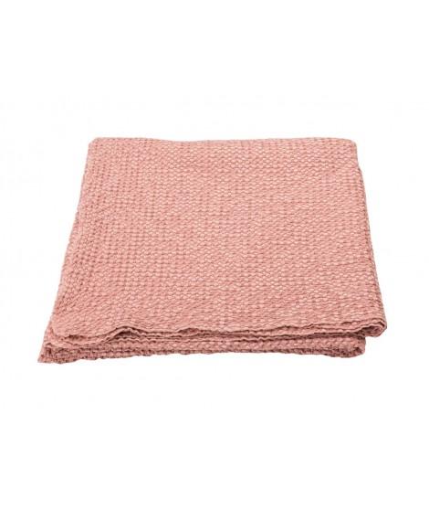 Cotton bedspread VIGO rose 220x240