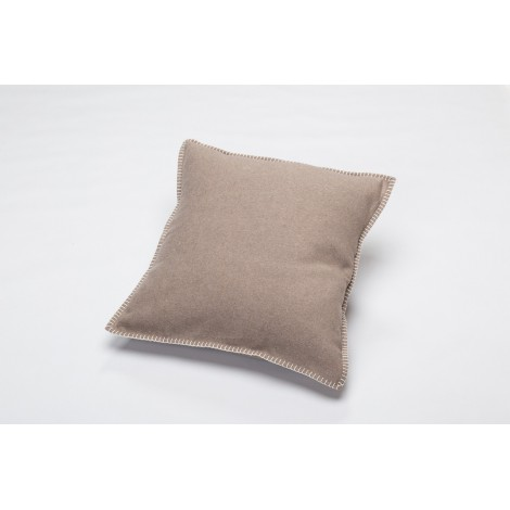 Cotton cushion SYLT mud