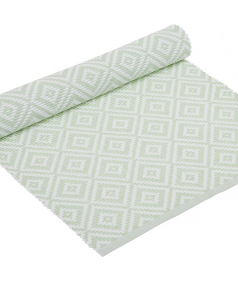Table runner Boel pastel green 45x150