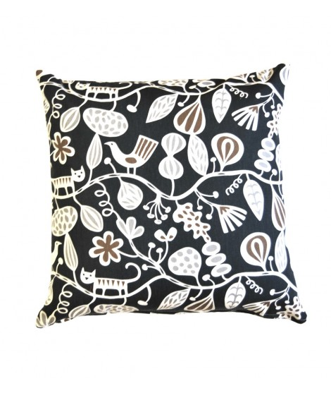 Cushion cover Botanical garden 45x45