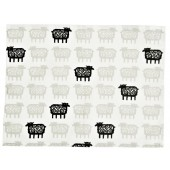 Table mats Black Sheep