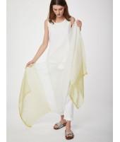 Konopný šátek Zanetta Hemp citron