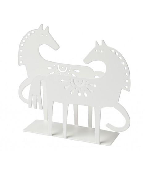 Držák na ubrousky Happy Horse white