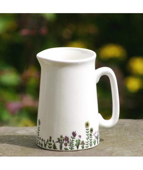 Milk jug Flowers
