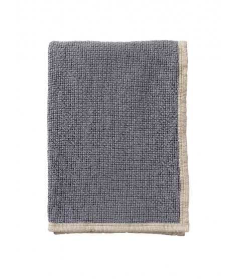 Cotton blanket Decor grey 125x170