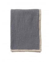 Bavlněná deka Decor grey 125x170