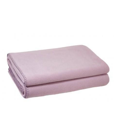 Přehoz na postel Soft-Fleece pale lavender