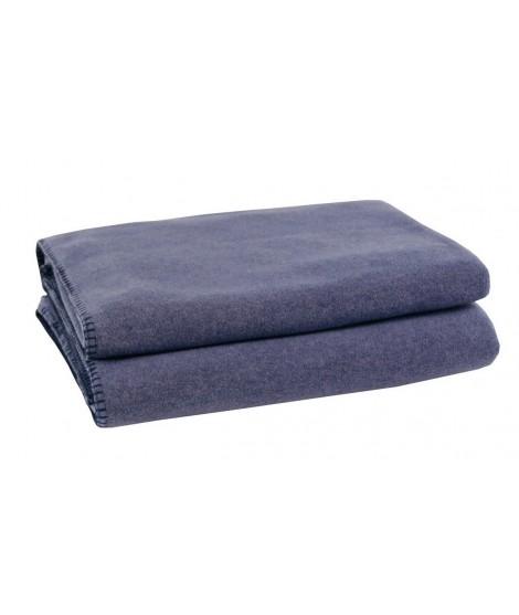 Přehoz na postel Soft-Fleece indigo