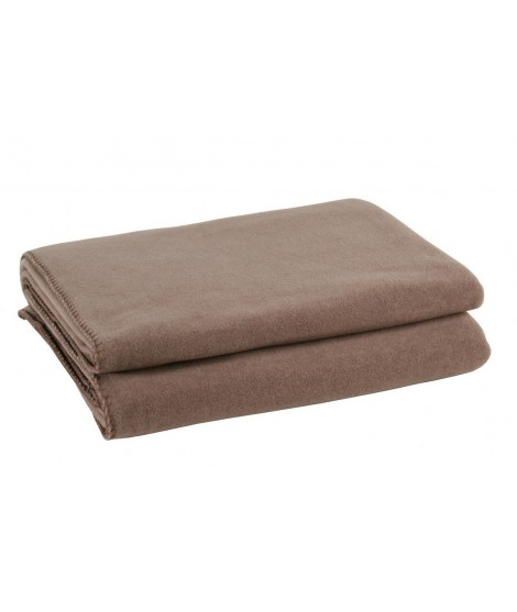 Bedspread blanket Soft-Fleece smoke