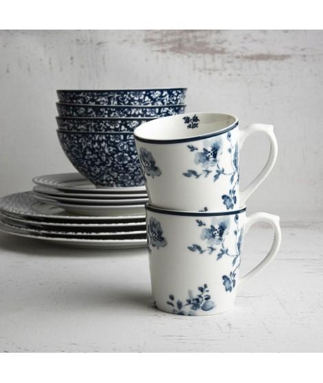 Porcelain mug China Rose
