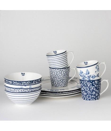 Porcelain mugs Blueprint Collectables from Laura Ashley UK